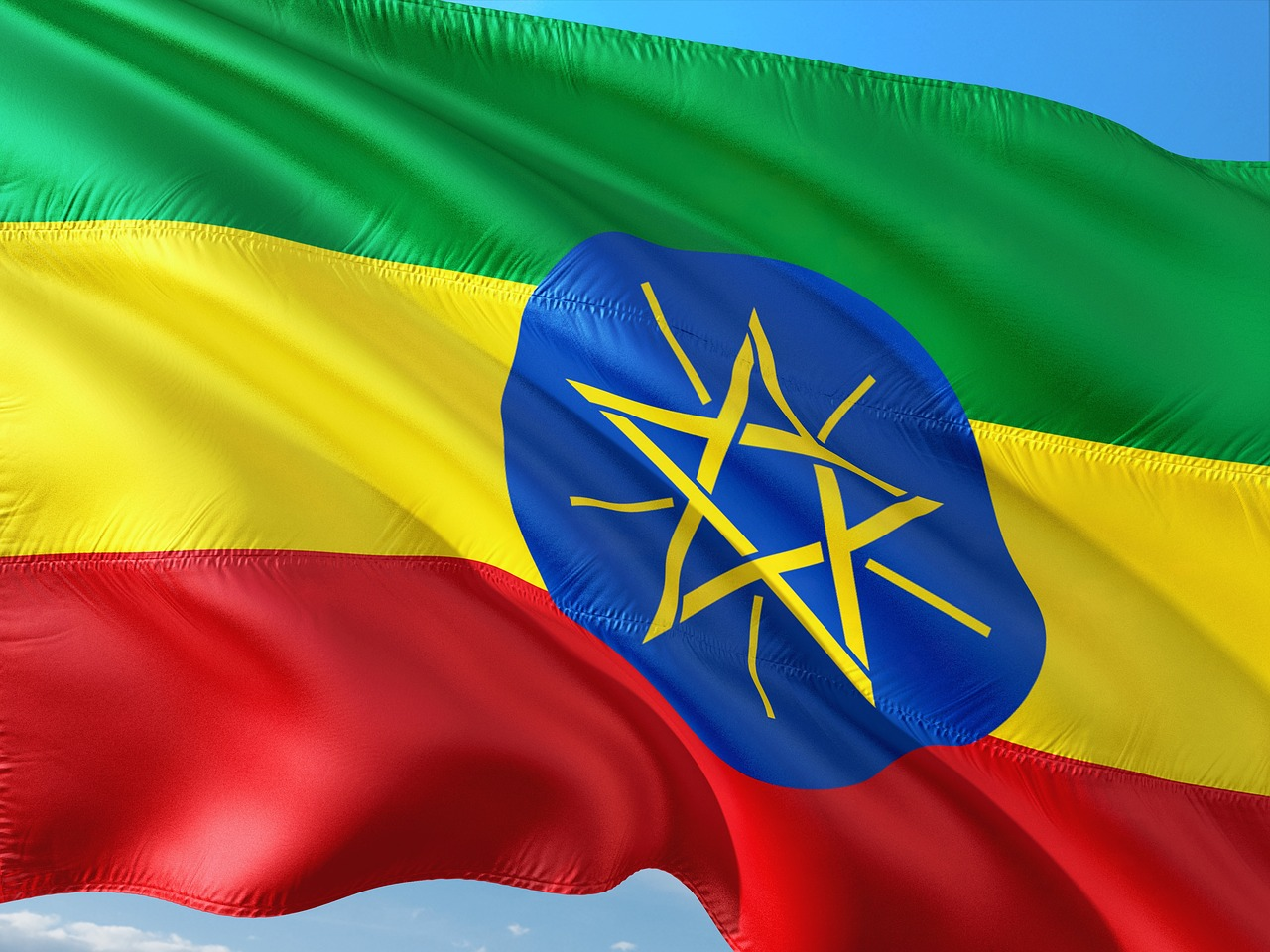 international,flag,ethiopia,east africa,free pictures, free photos, free images, royalty free, free illustrations