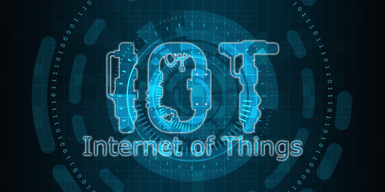 internet of things  iot  network free photo
