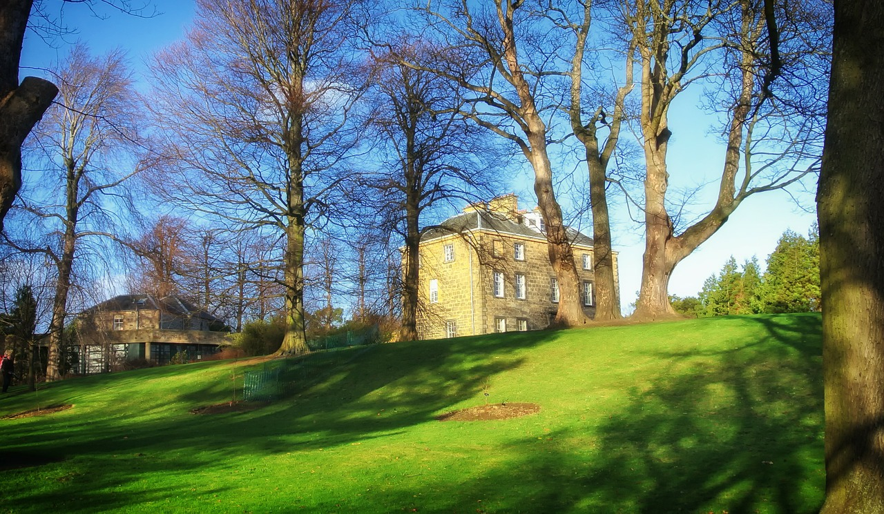 inverleith house edinburgh scotland free photo