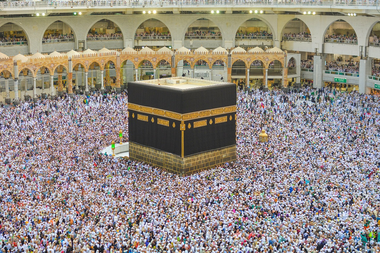 islam  mecca  kaaba free photo