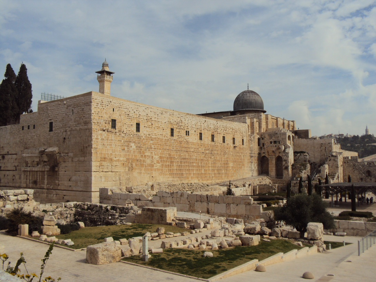 israel holy land jerusalem free photo