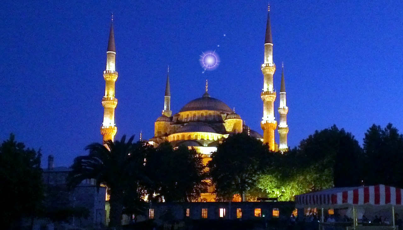 istanbul sultan ahmet mosque mosque free photo