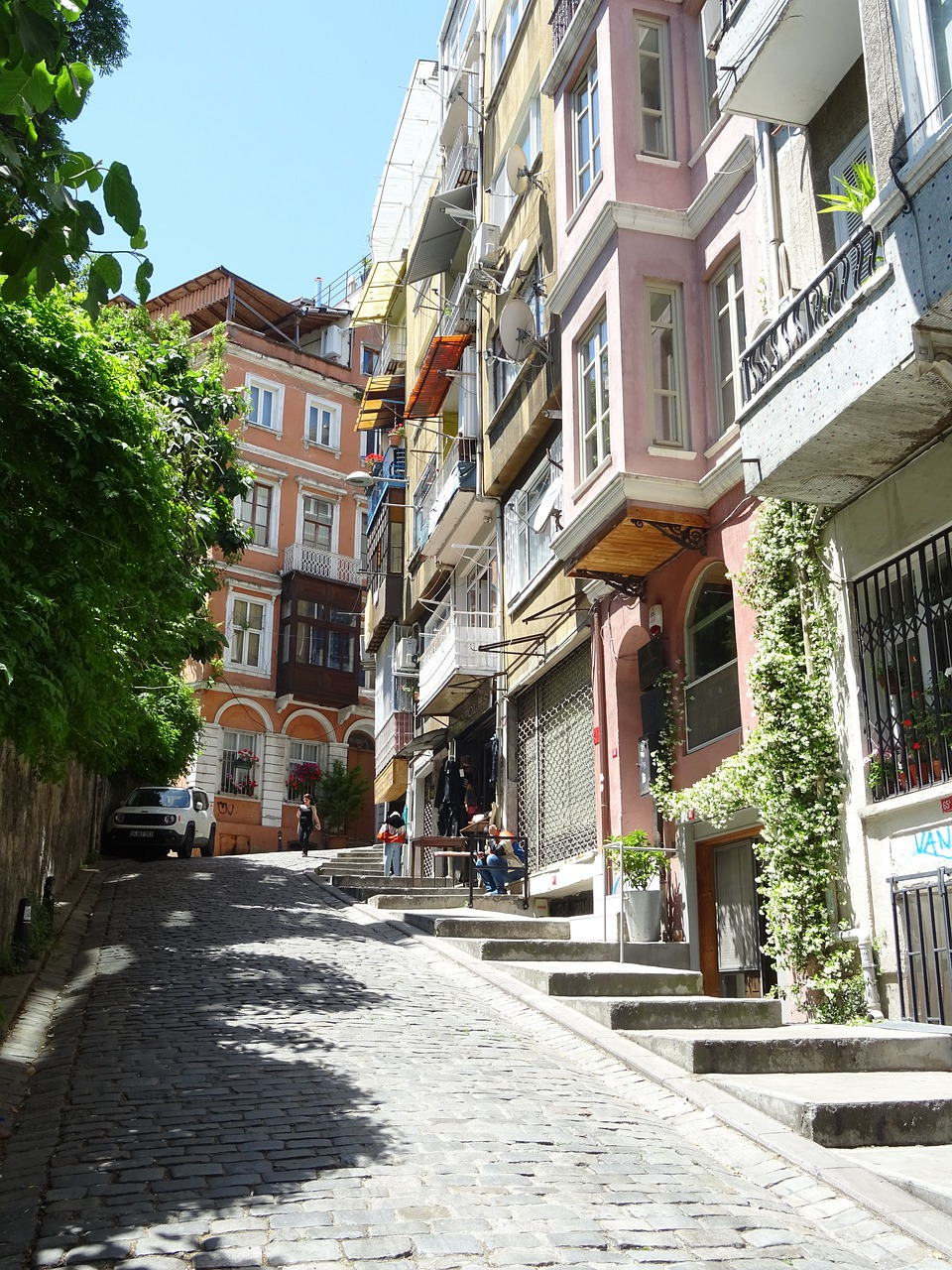 istanbul  architecture  city free photo