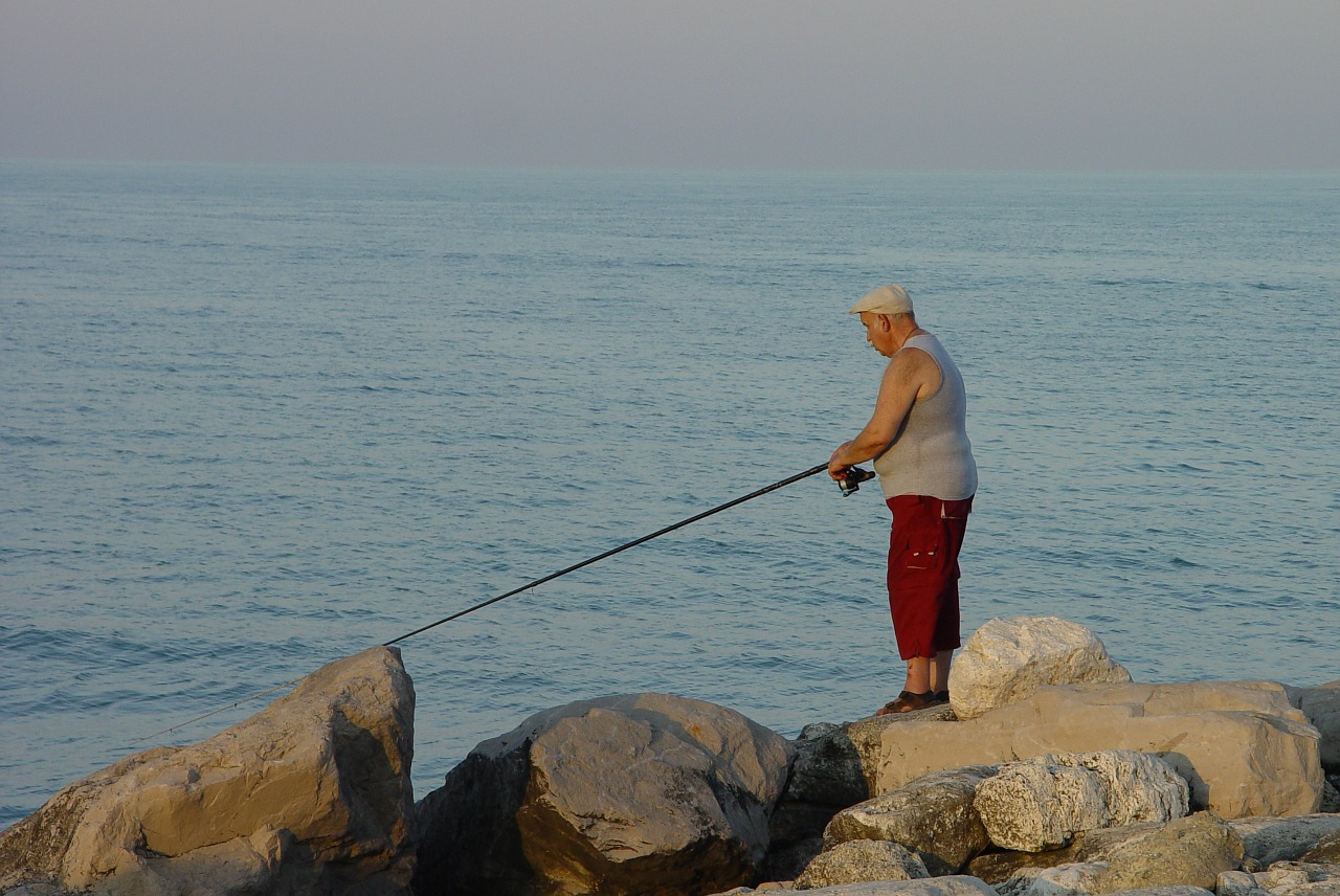 italy fisherman one free photo