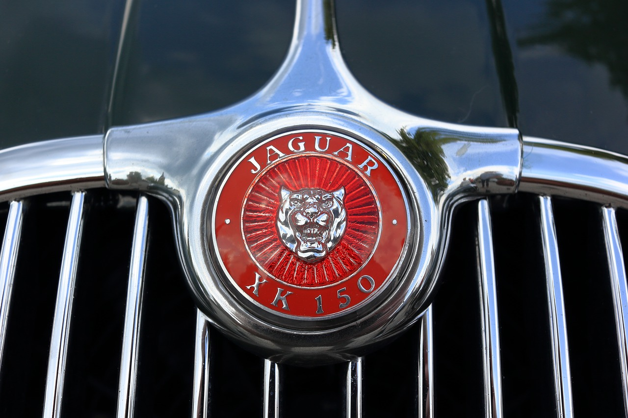 jaguar car logo free photo
