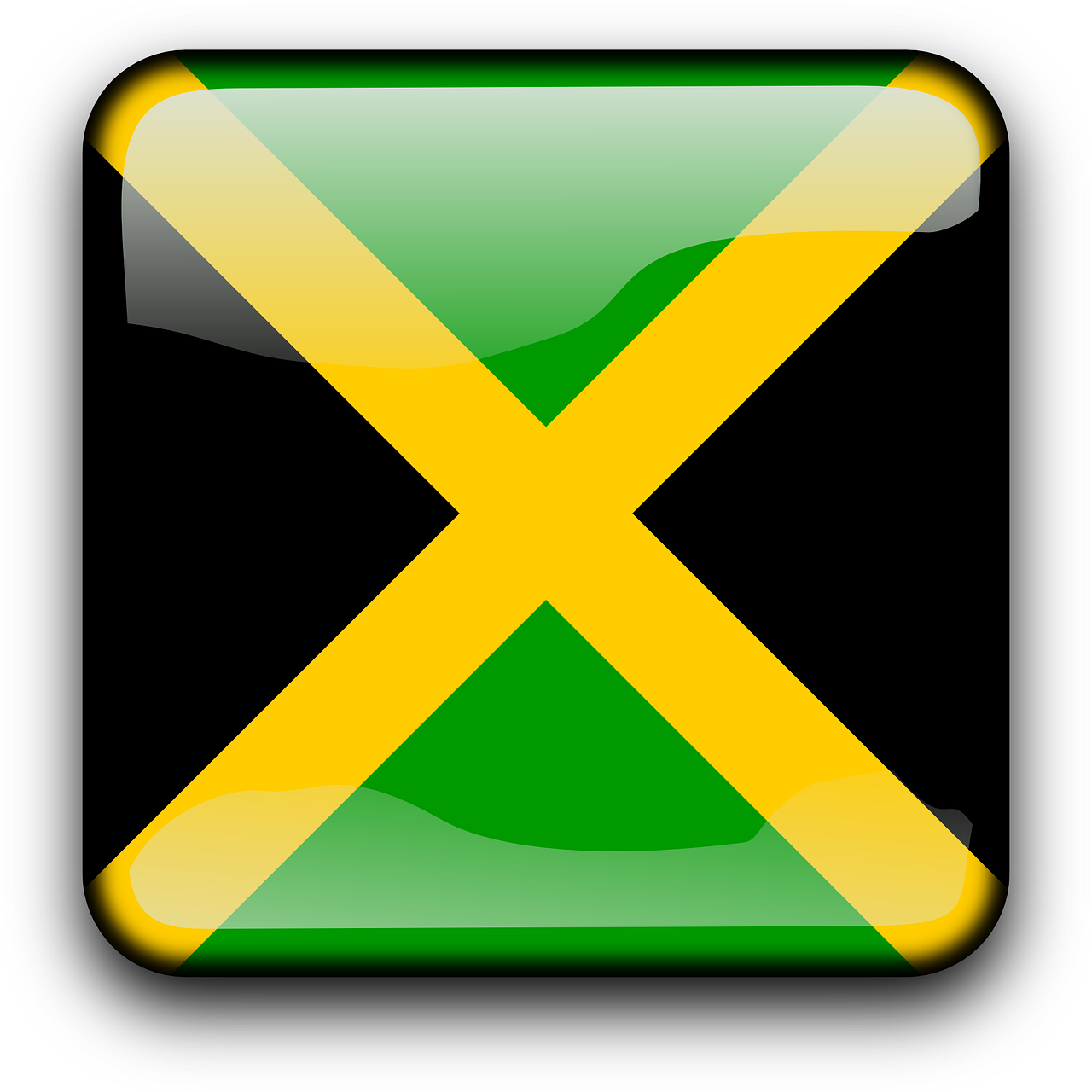 jamaica flag country free photo
