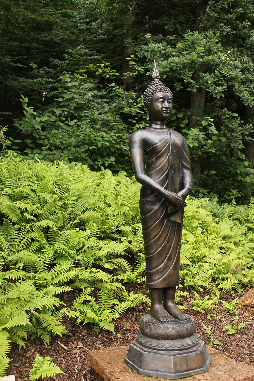 JAPAN ZEN GARDEN BUDDHA FREE PICTURES FREE PHOTO FROM