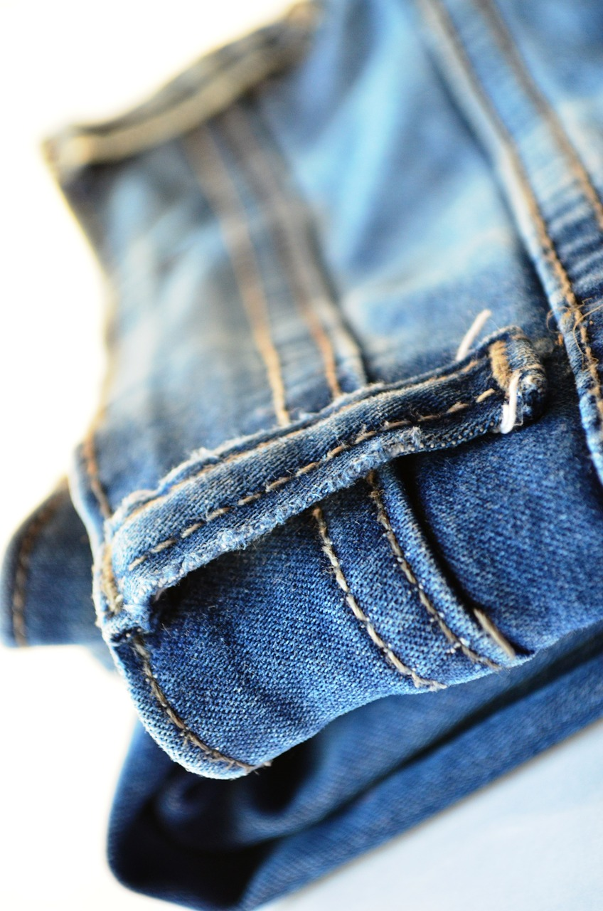 jeans blue fashion free picture