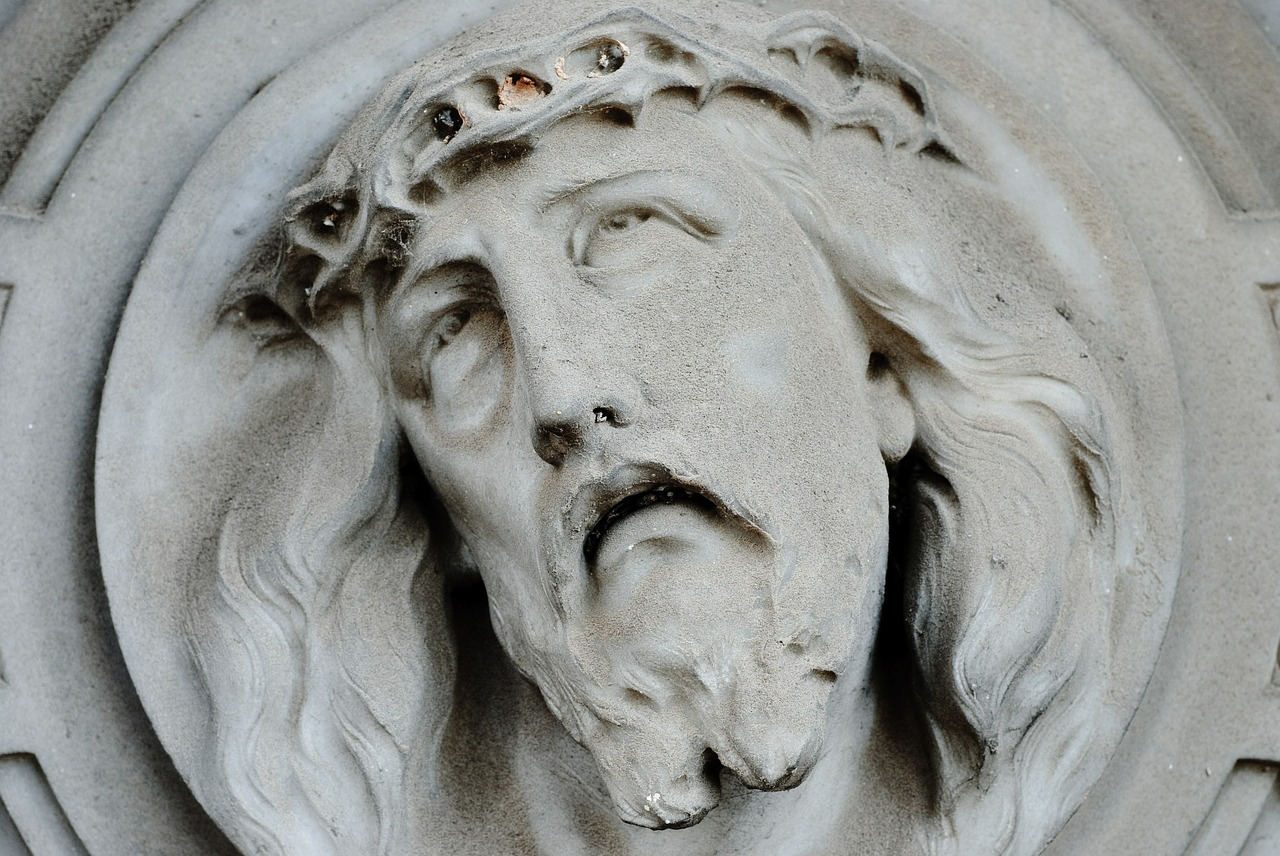 jesus religion sculpture free picture
