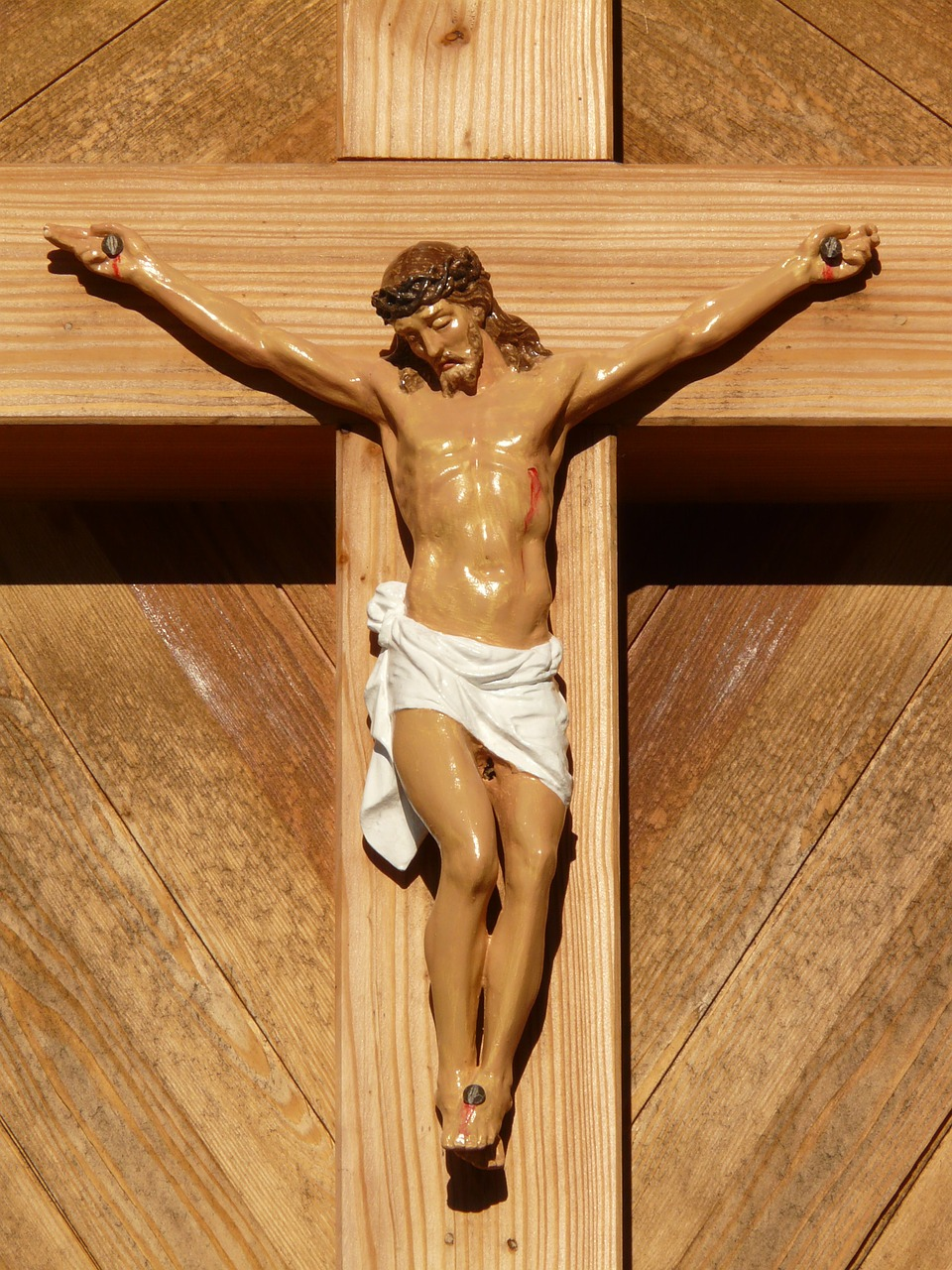 jesus christi cross free photo
