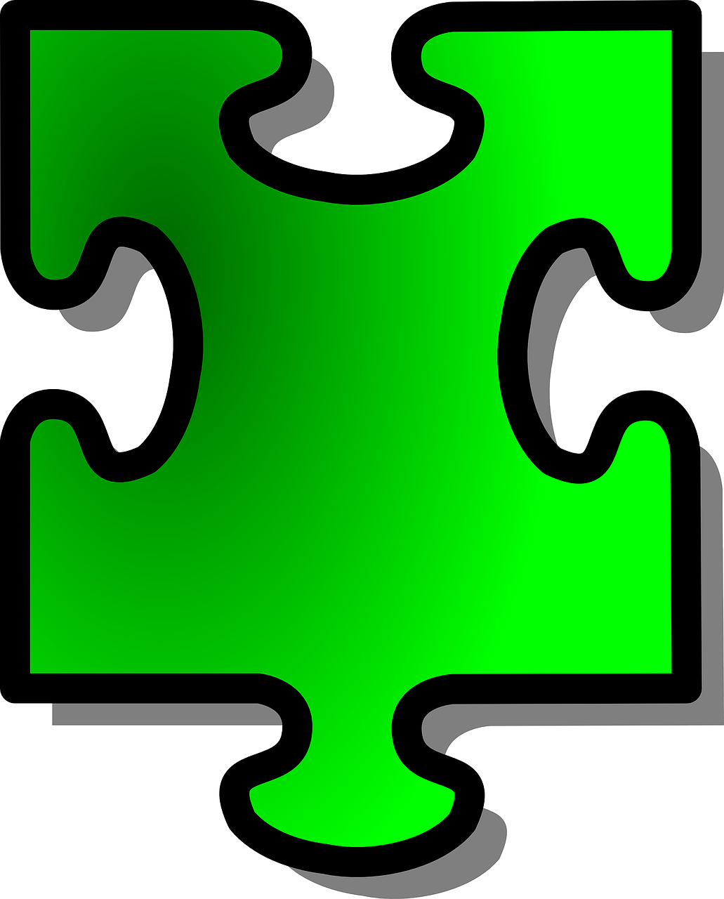 jigsaw puzzle piece free photo