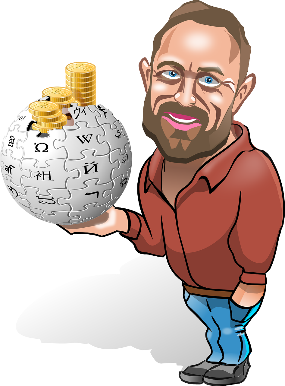jimmy,jimmy wales,wales,person,man,wikipedia,founder,famous,cent,encyclopedia,money,donation,character,free vector graphics,free pictures, free photos, free images, royalty free, free illustrations, public domain