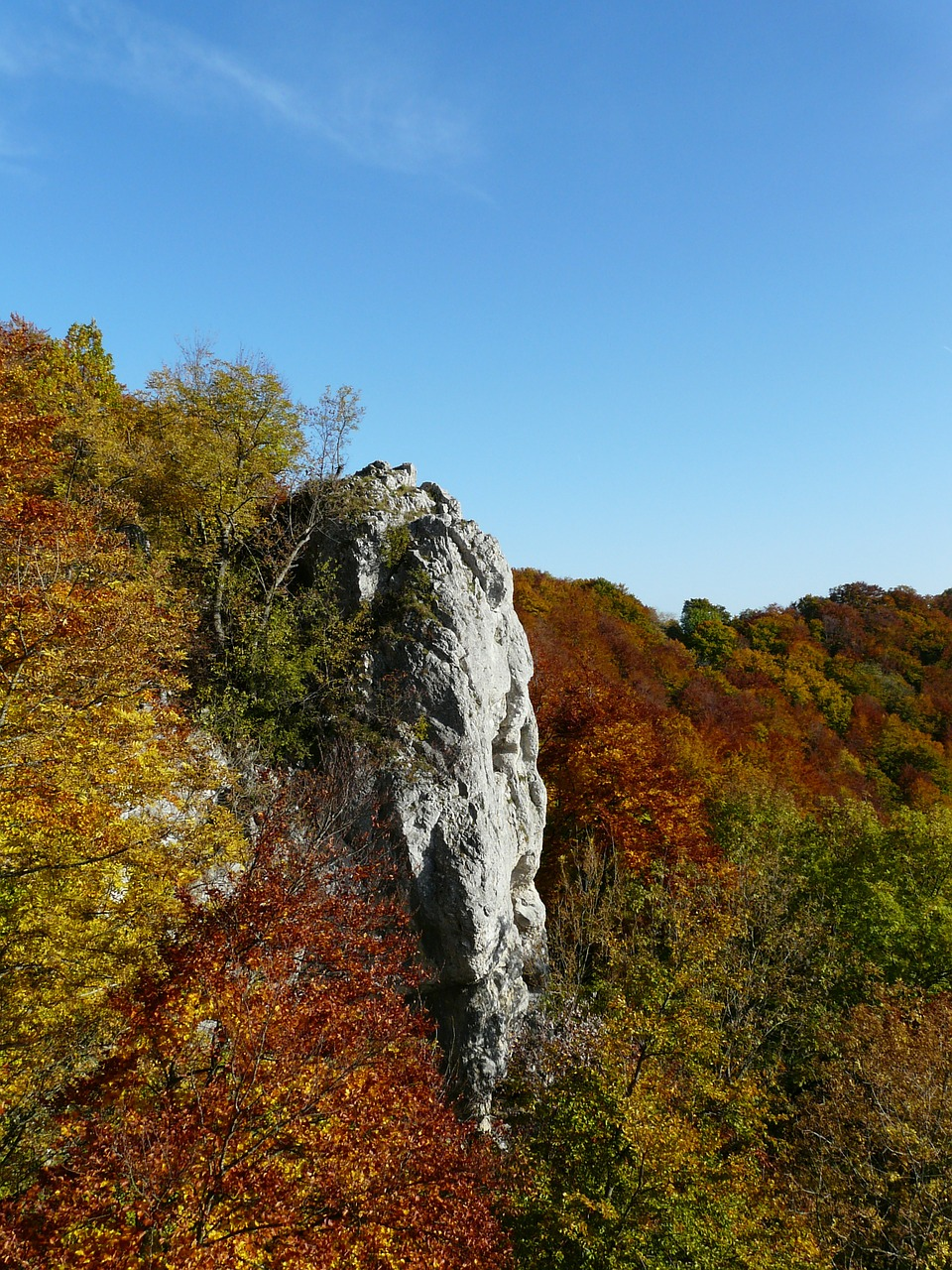 kahlenstein rock viewpoint free photo
