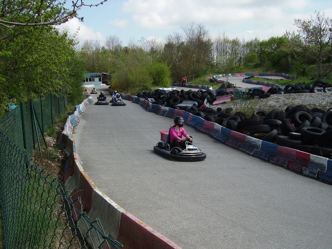 karting kart go kart free photo