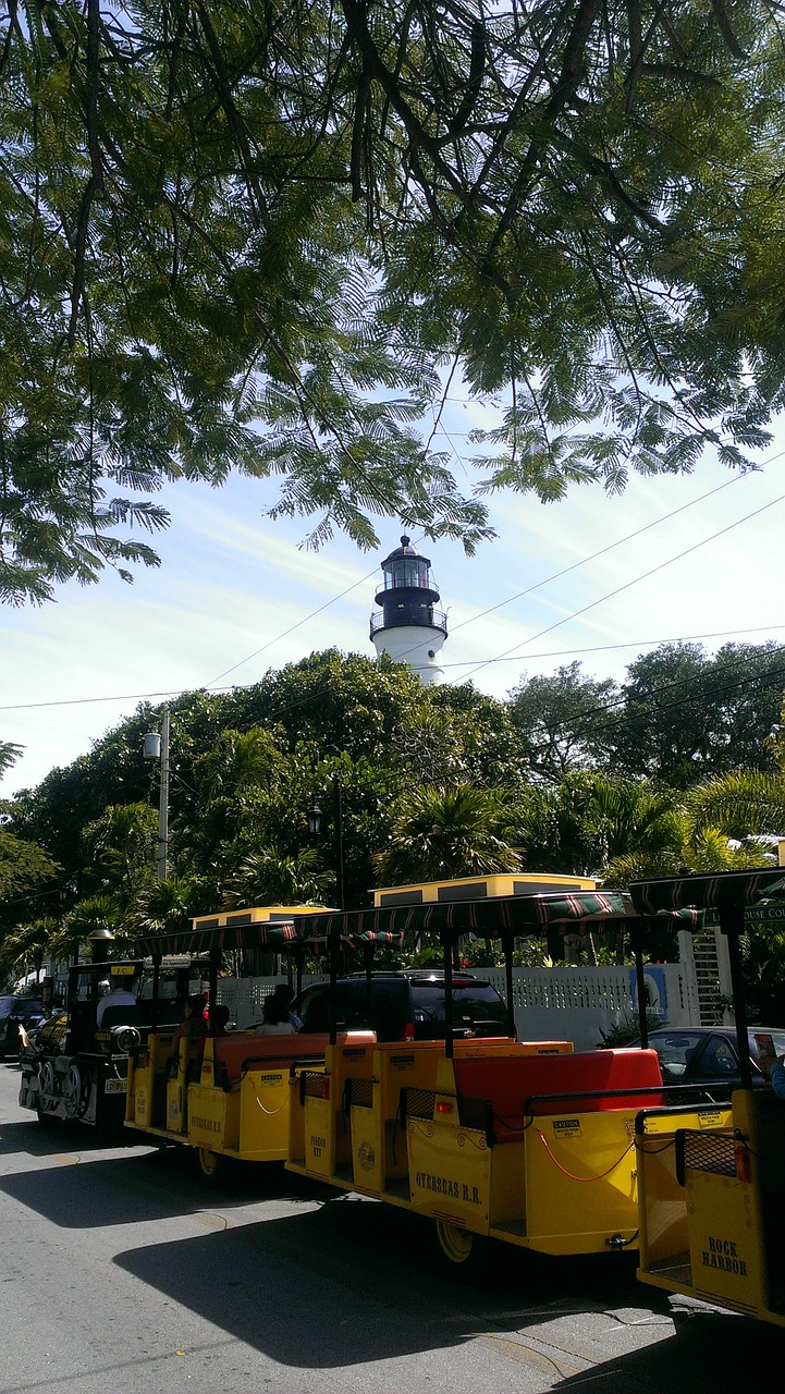 key west lighthouse free photo