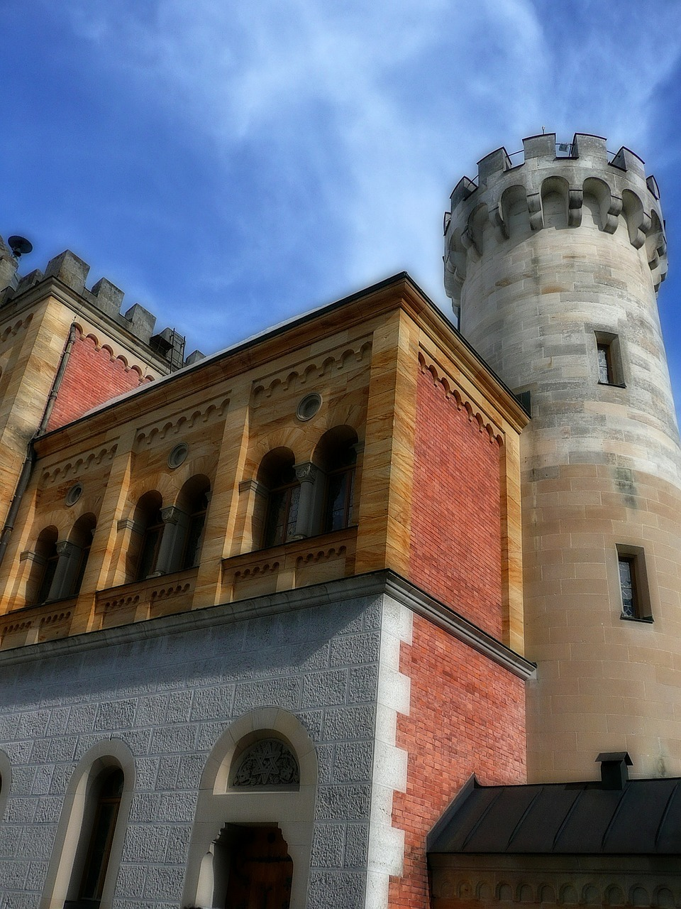 king ludwig the second bavaria castle neuschwanstein free photo