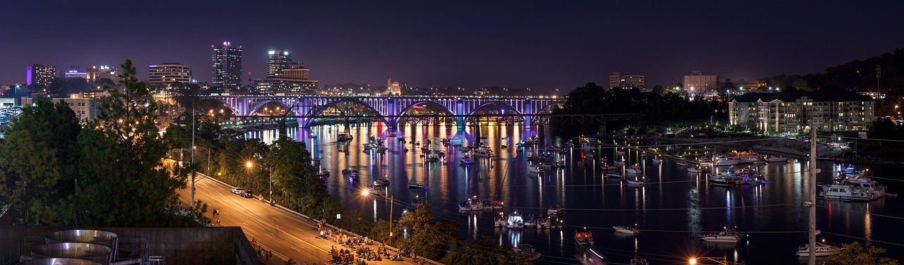 Download Free Photo Of Knoxville Panoramic Reflection Architecture Cityscape From Needpix Com