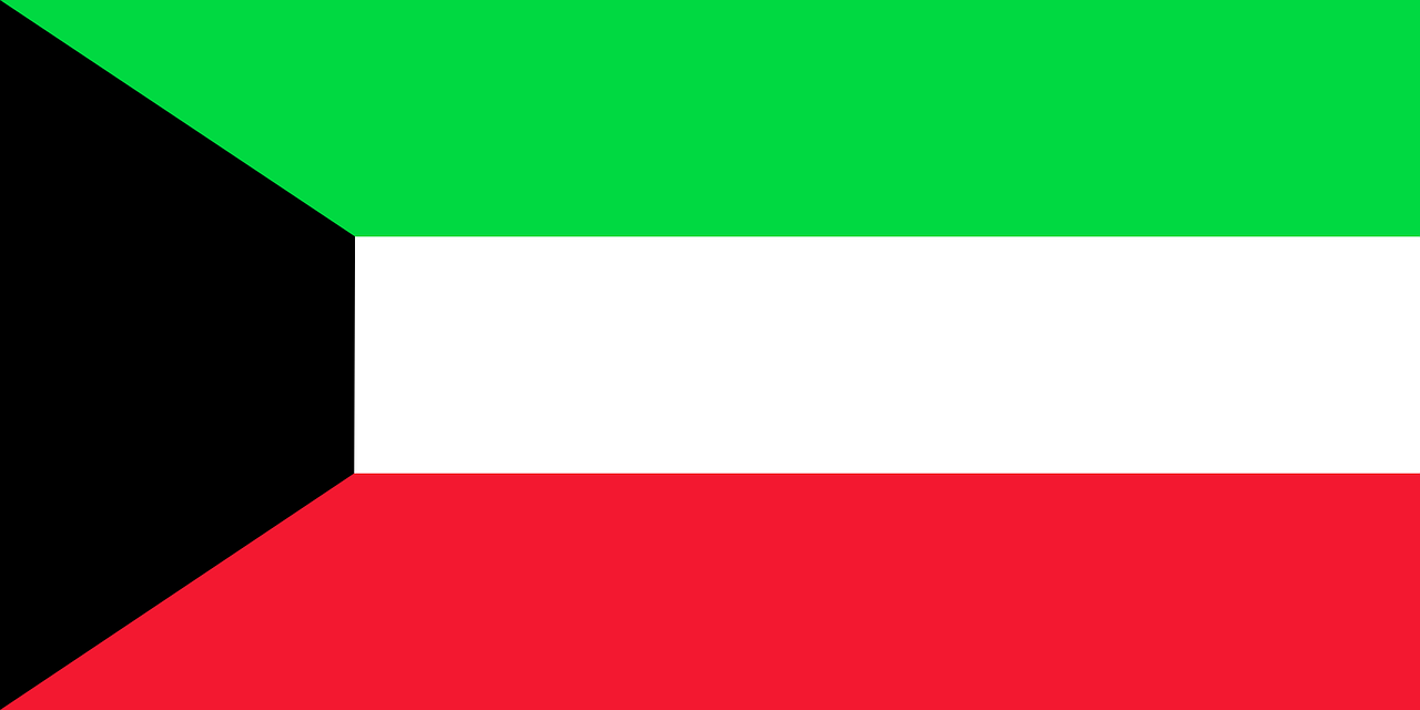 kuwait flag symbol free photo