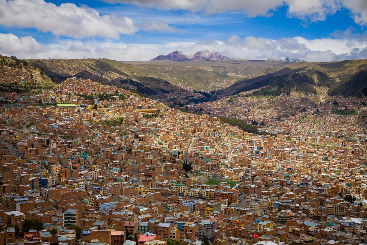 la paz,south,america,la,paz,bolivia,capital,city,architecture,cityscape,sky,mountain,building,free pictures, free photos, free images, royalty free, free illustrations, public domain