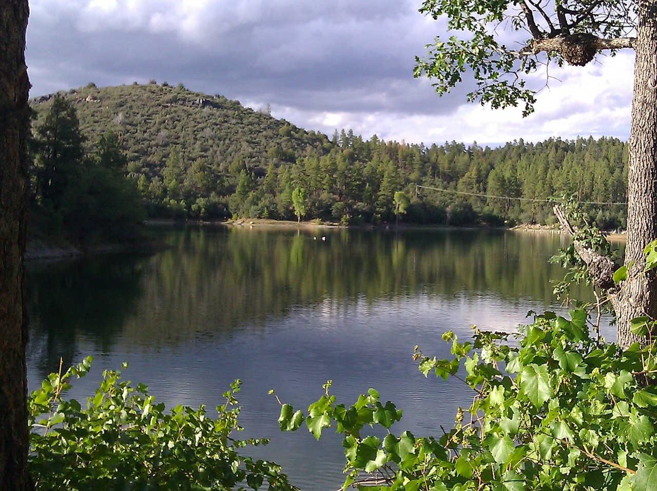 lake prescott arizona free photo