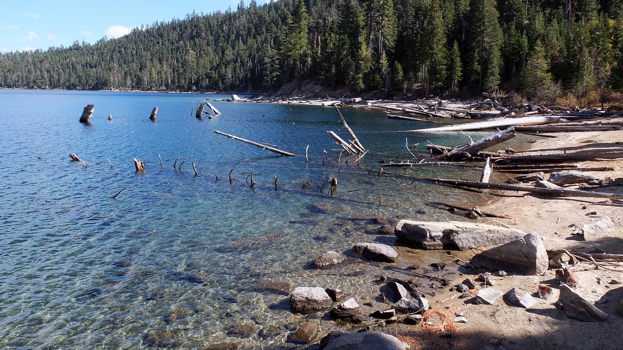 lake tahoe usa lake free photo