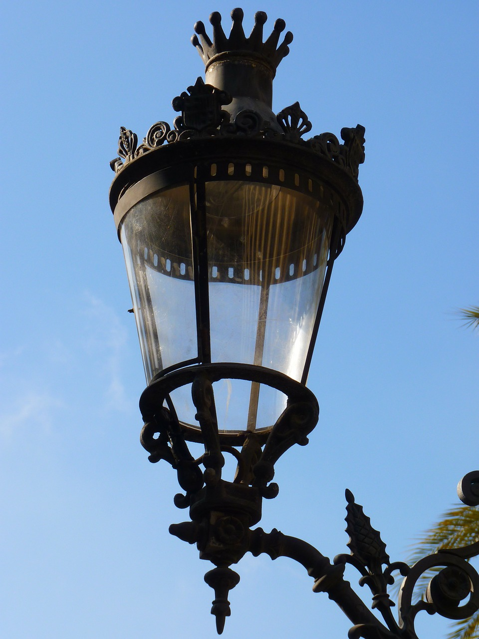lamp lighting art nouveau free photo