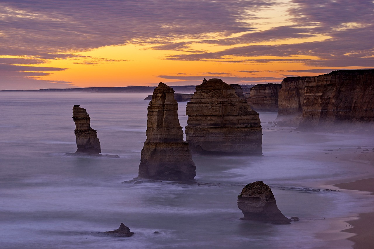 landscape 12 apostles campbell free photo