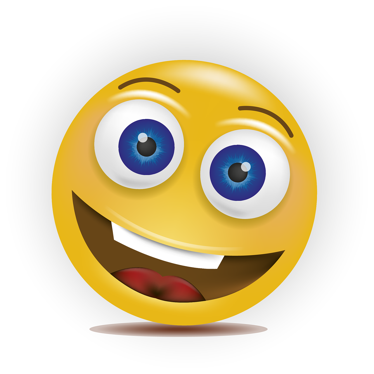 Laughter,joy,emoji,illustration,happiness - free photo from