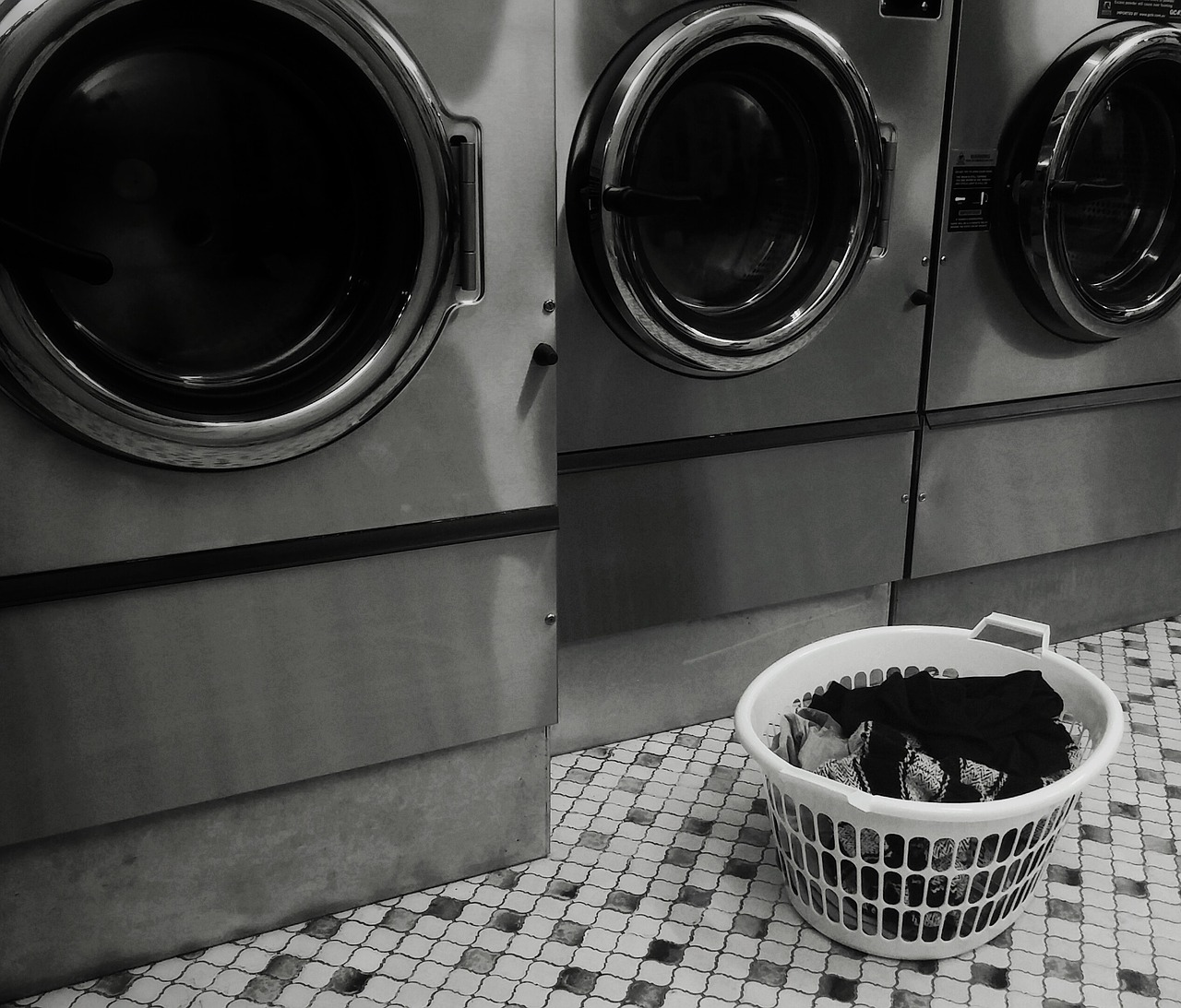 laundromat launderette laundry free photo