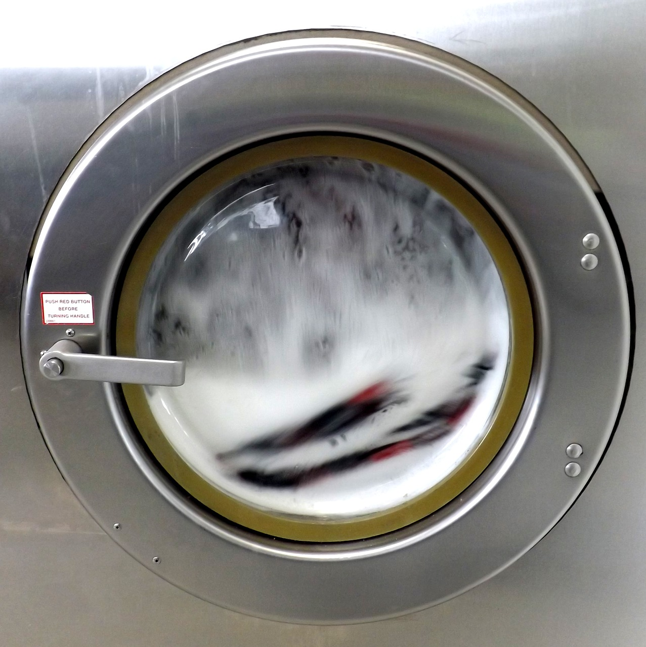 laundromat washing machine soap free photo
