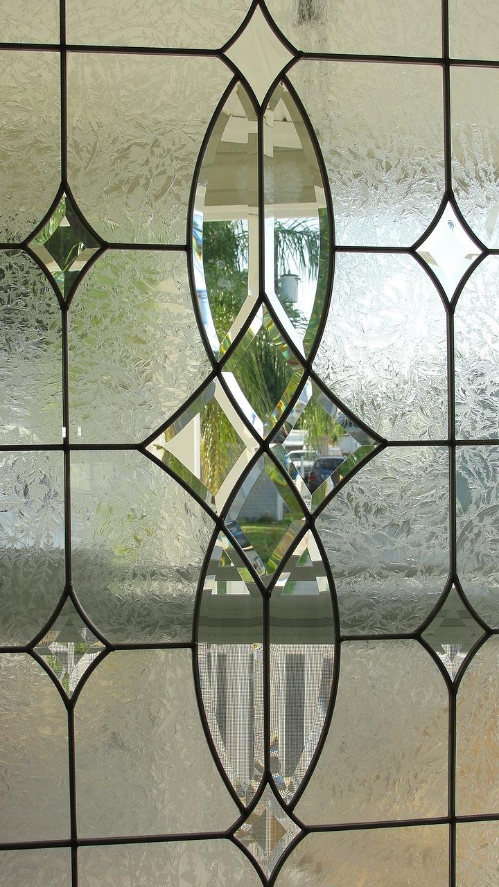 Leaded Glassdoorglasswindowglass Door Free Photo From Needpix