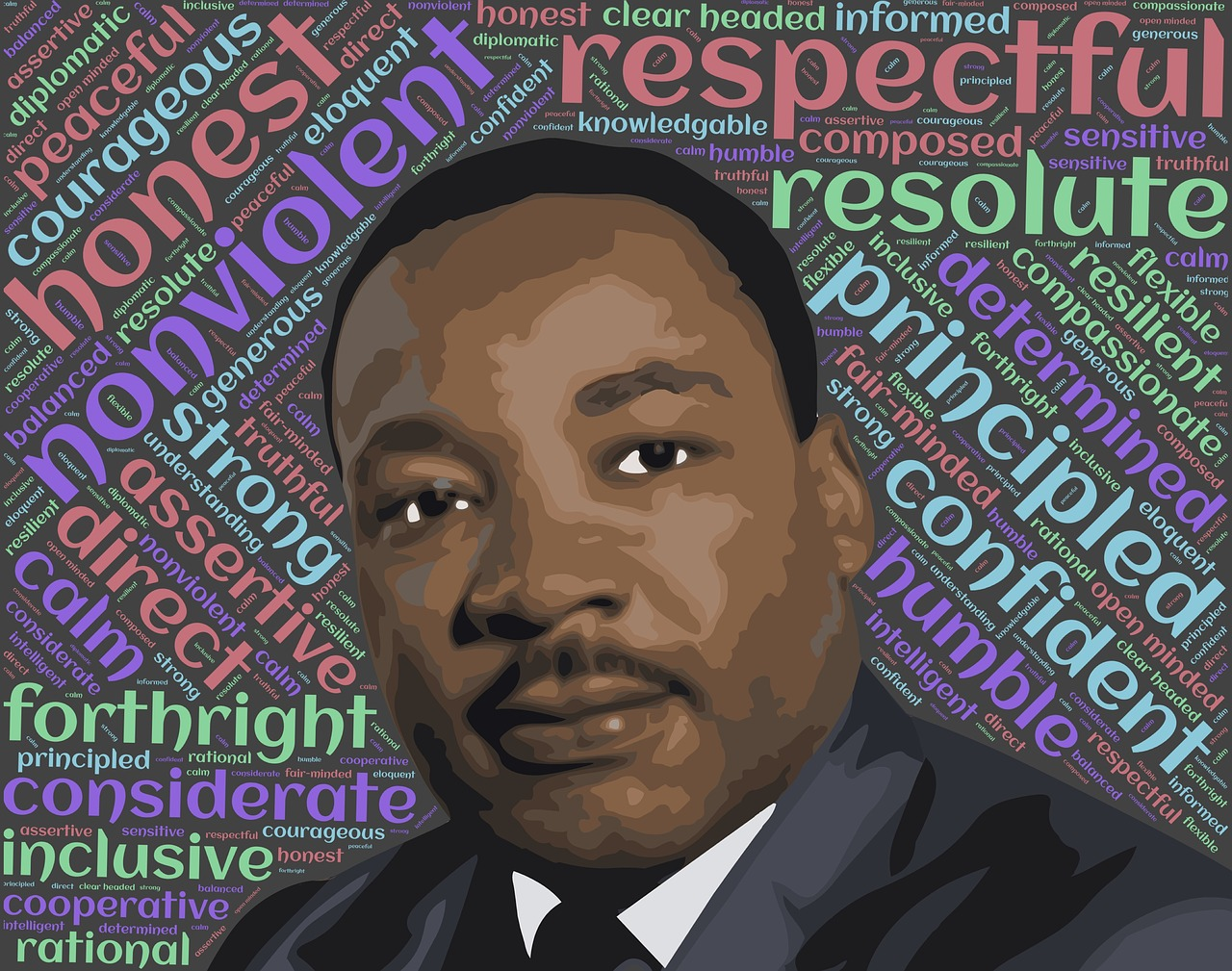 leadership qualities martin luther king free photo