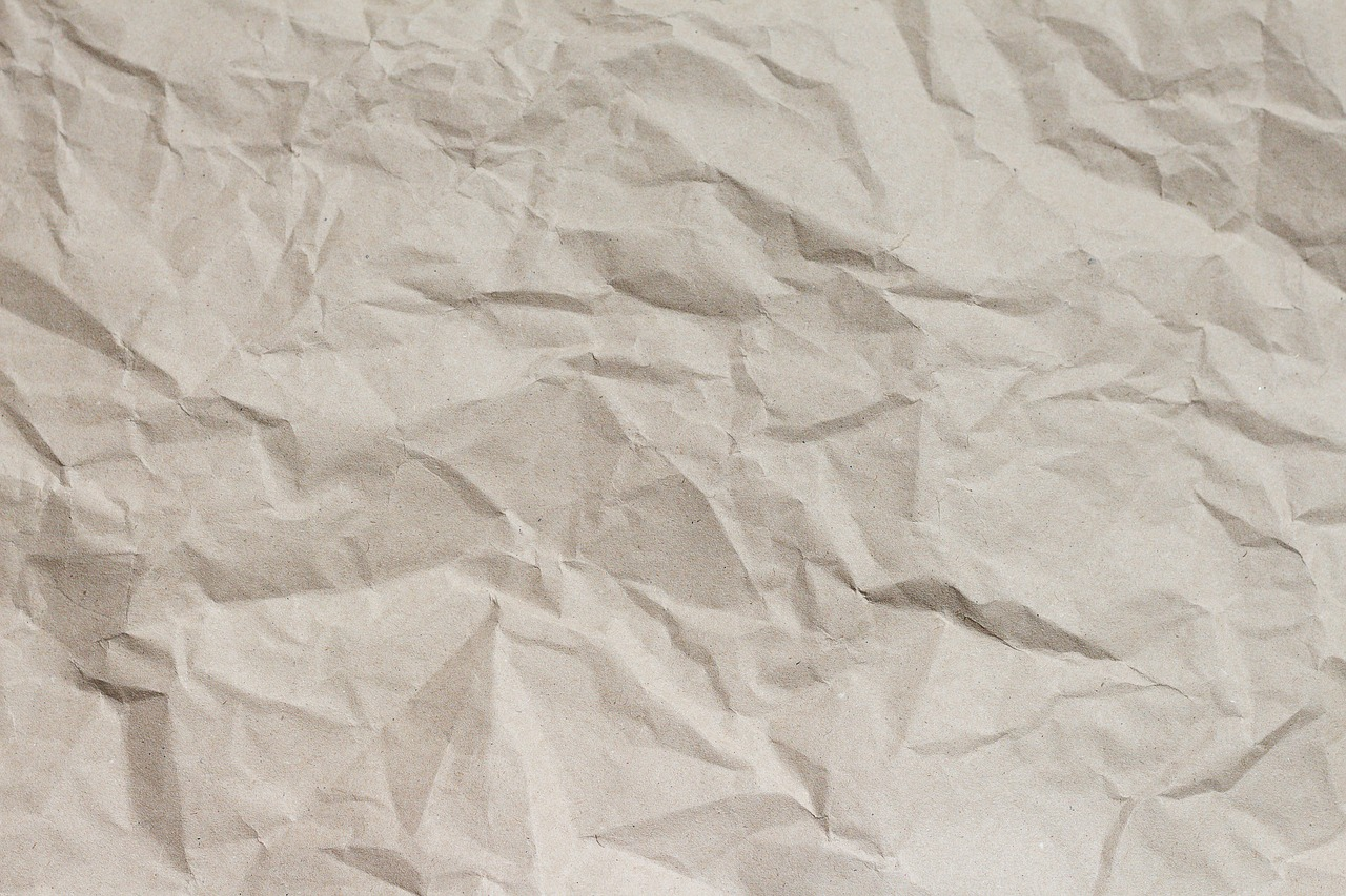 leaf rip paper blank pattern free photo from