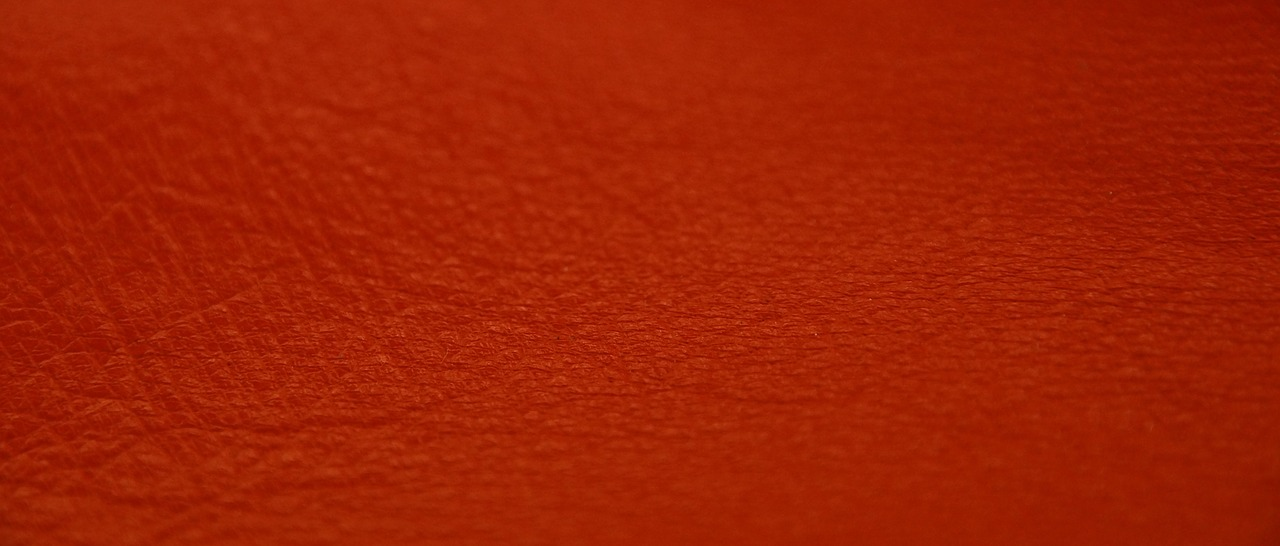 leather red reddish free photo