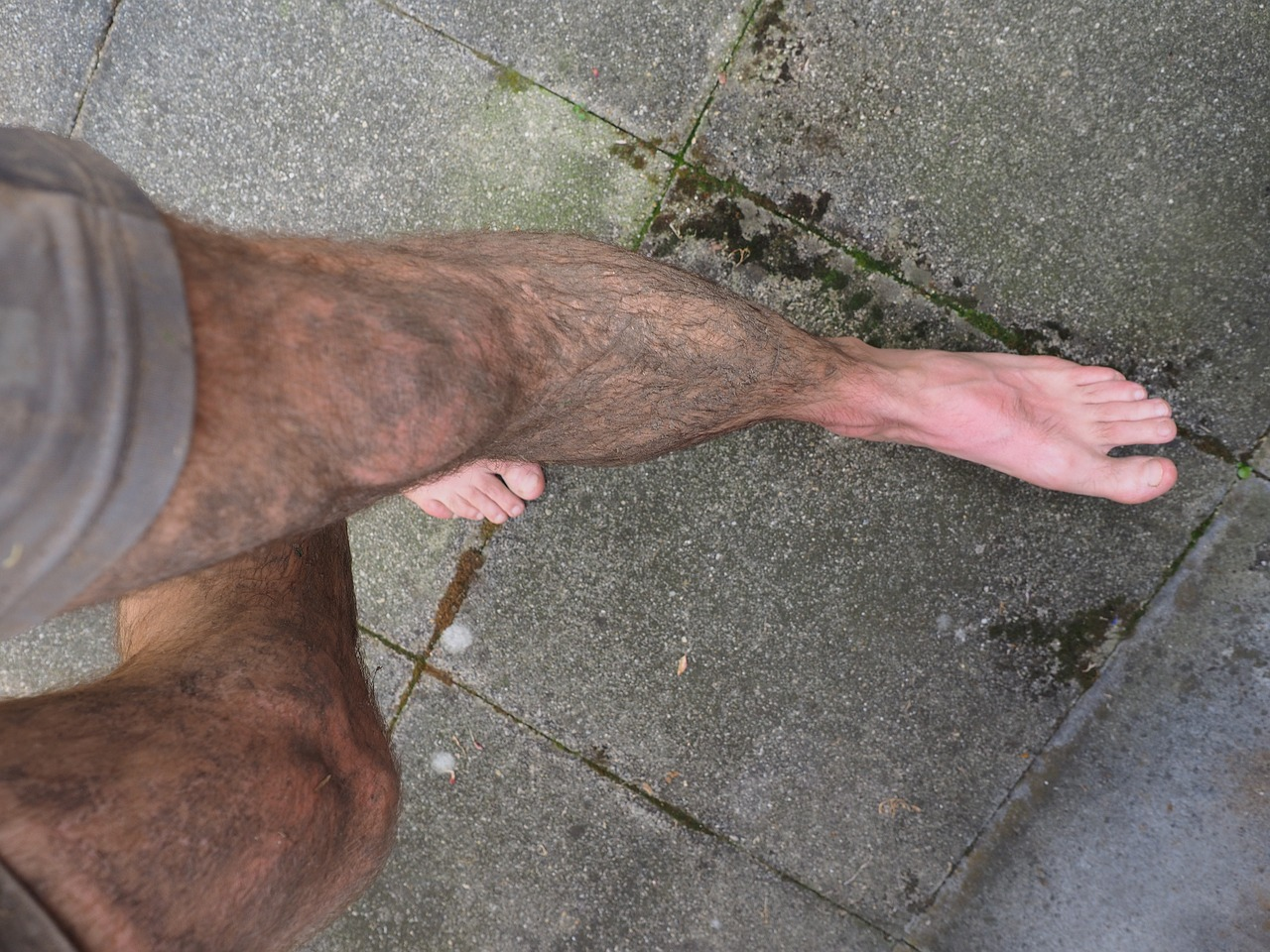 legs dirty dirt free photo