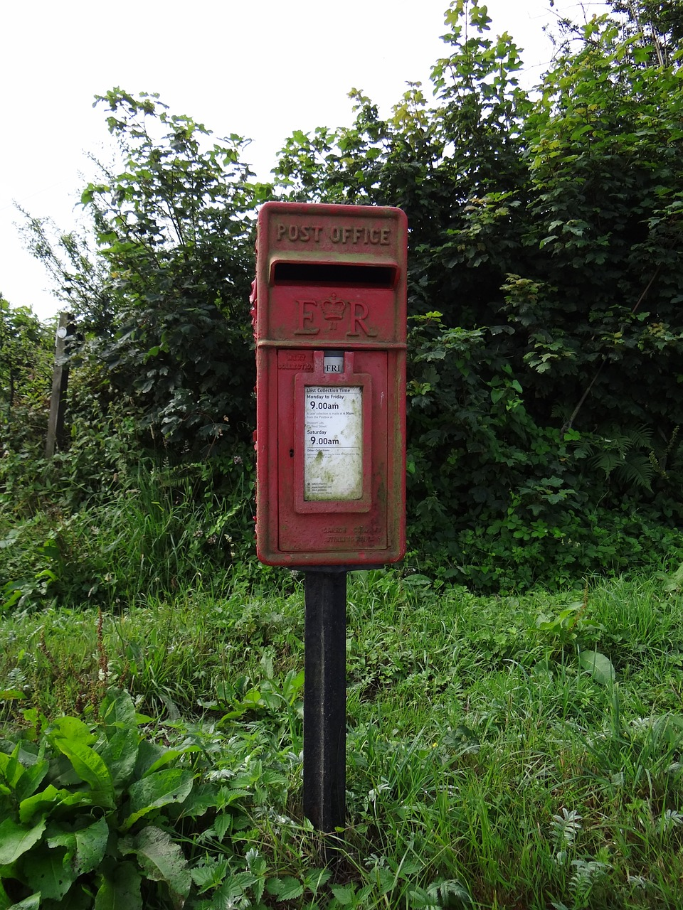 Letter Boxes England Letters Mailbox Mail Box Free Photo From