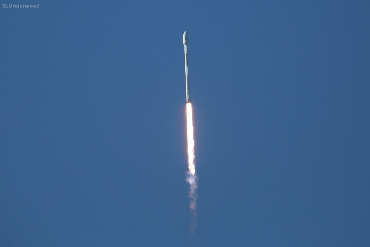 lift-off rocket launch spacex free photo