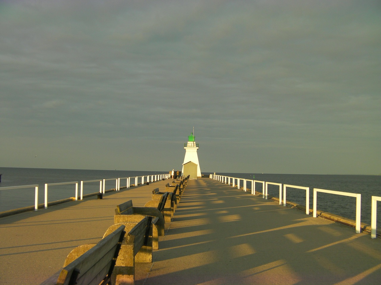 lighthouse port dover on free photo