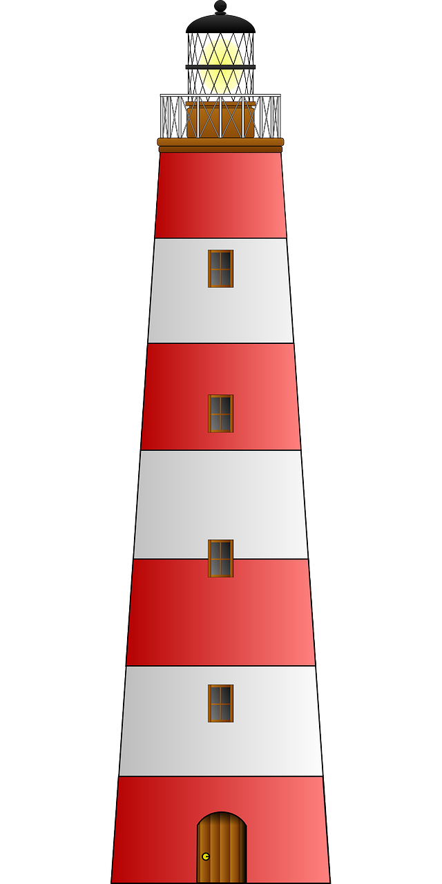 lighthouse navigation sea free picture