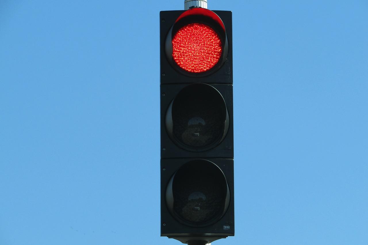 Красный сигнал картинка