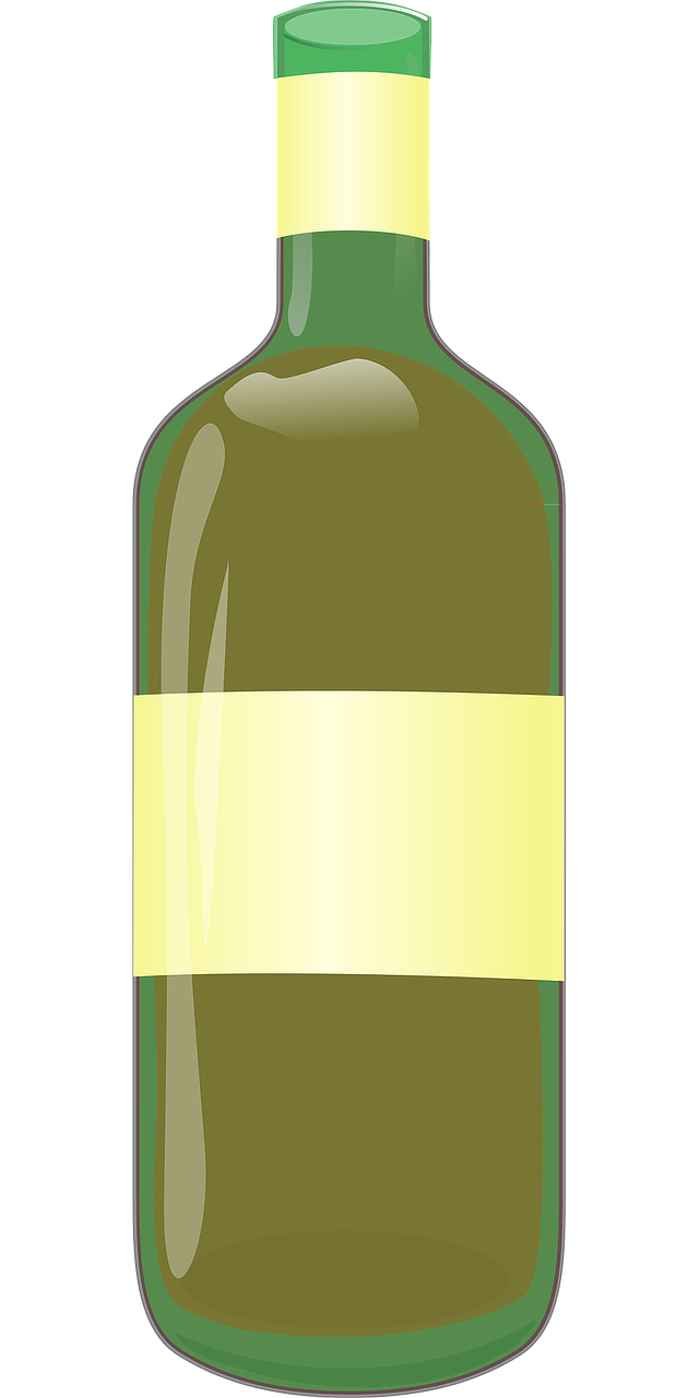 liquor bottle green free photo