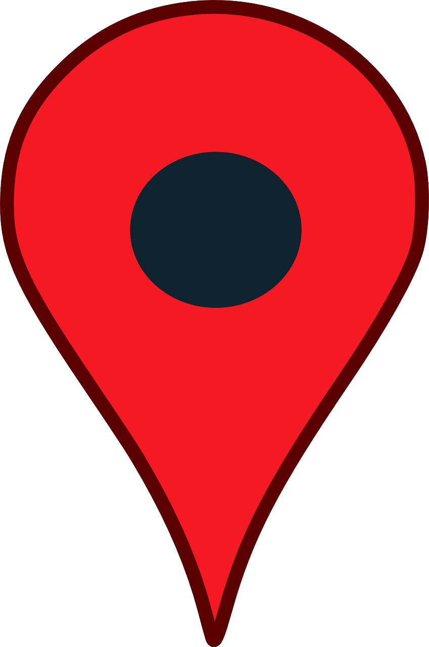 location pointer pin free picture