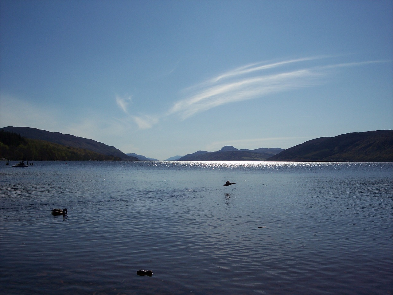 loch ness lake loch free photo
