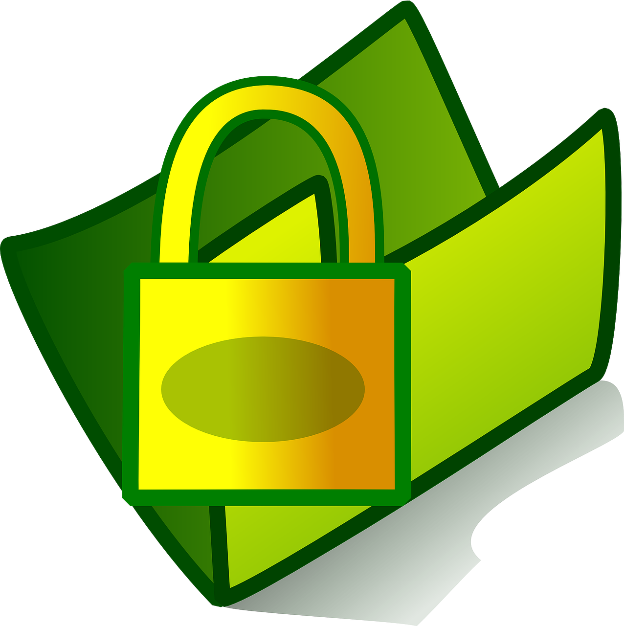 lock security folder free photo