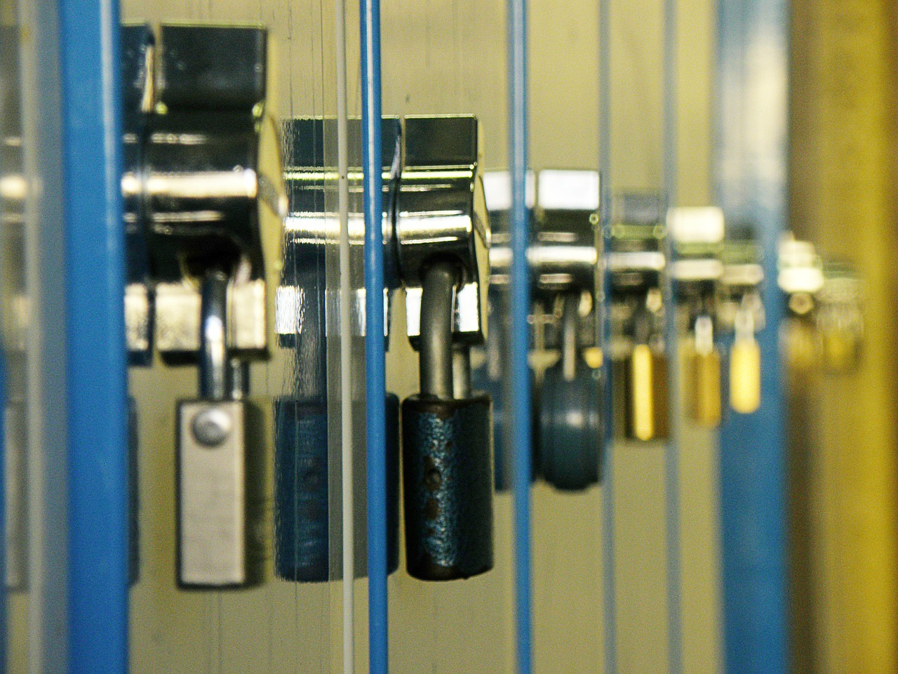 locks hasp lockers free photo
