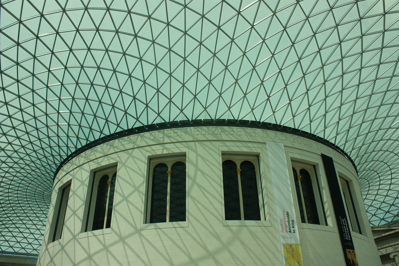 london british museum architecture free picture