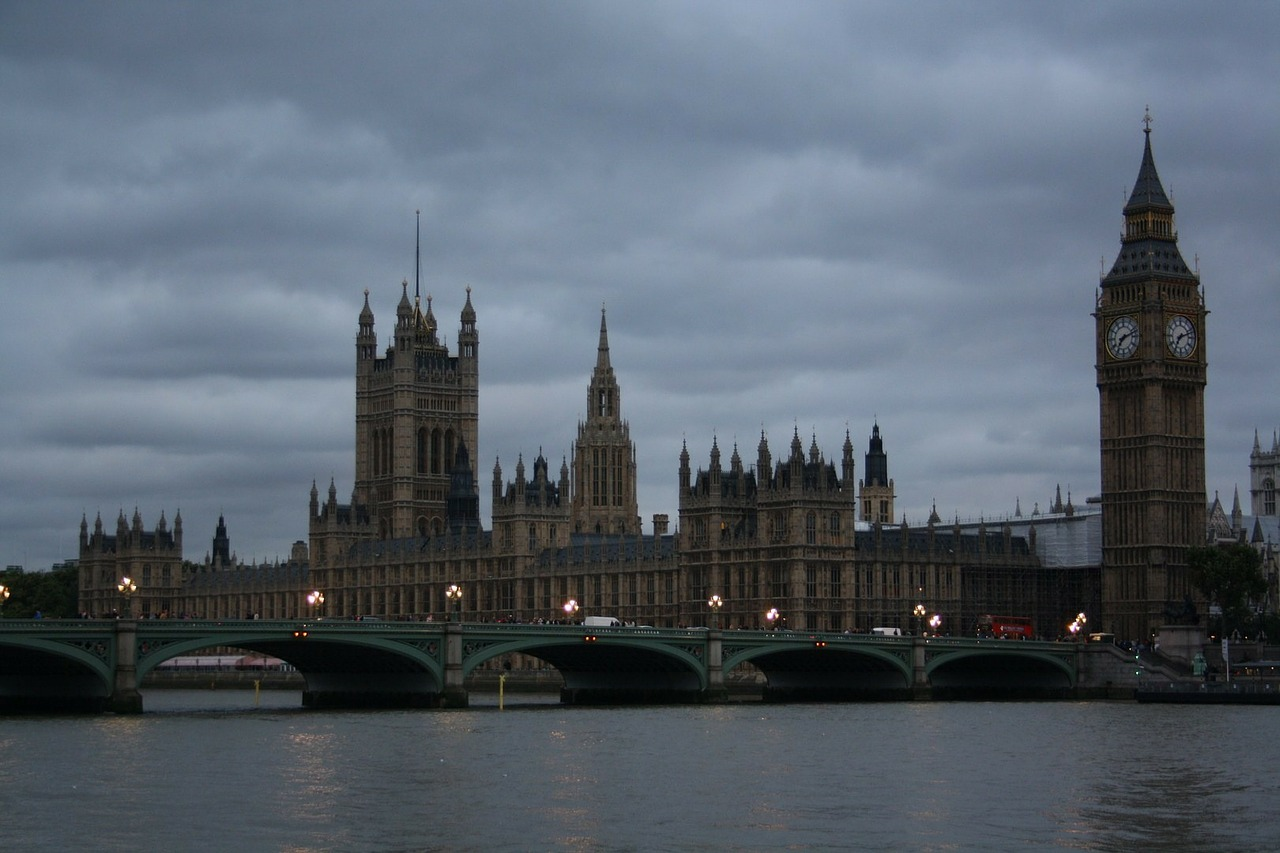 london westminster thames free photo