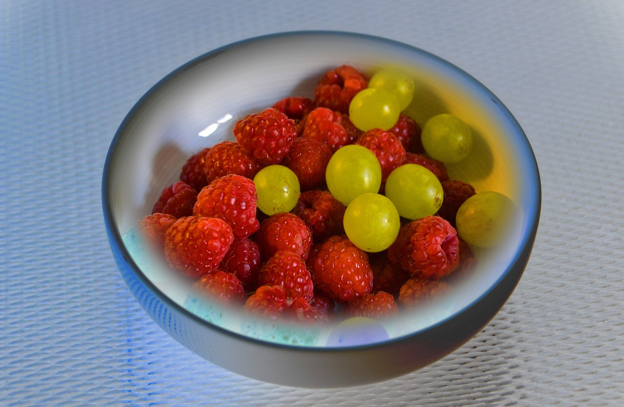 cold dish lunch fruit free photo
