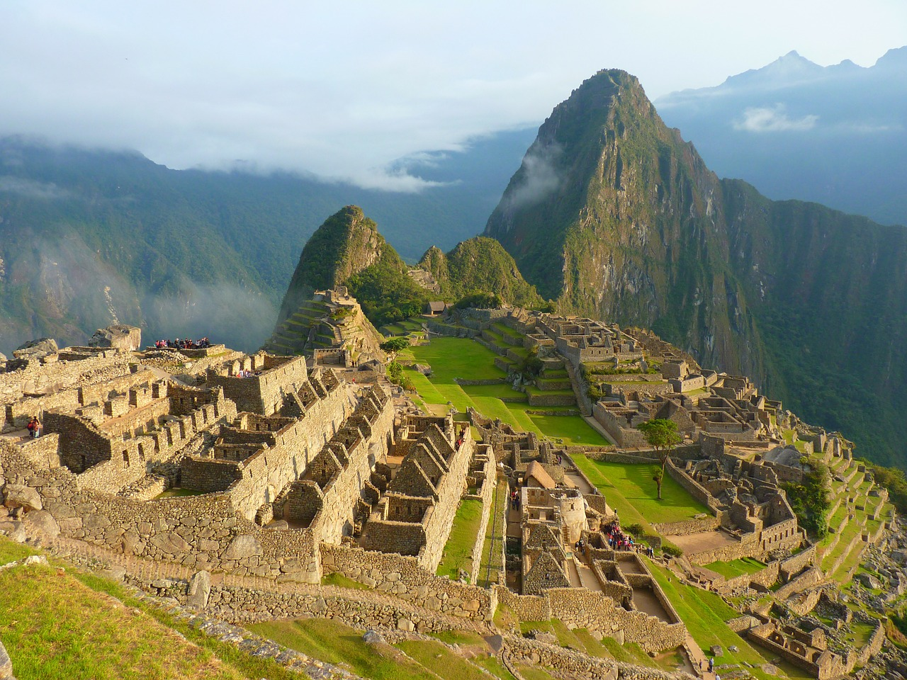 machu picchu peru inca free photo