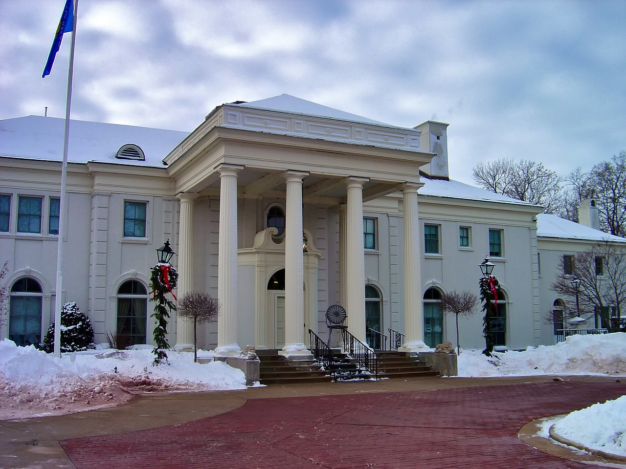 madison wisconsin governor's mansion free photo